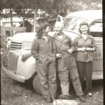 Alice, Heinie, Ann Snider